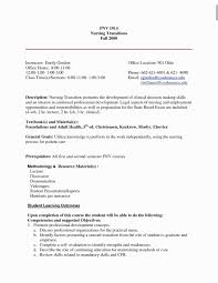 Lpn Resume Sample New Graduate Lpn Resume Sample New