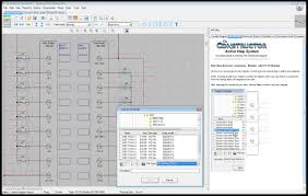 electrical wiring ladder diagrams wiring library ladder wiring diagram software picture of the constructor plc i o and a load plc i o