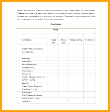 How To Create An Event Program Booklet 8 Sample Ceremony Agenda Free Example Format Download