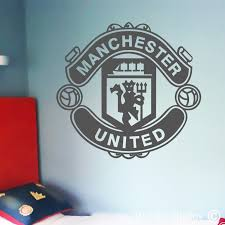 on manchester united wall art with manchester united wall art sticker wallart studios
