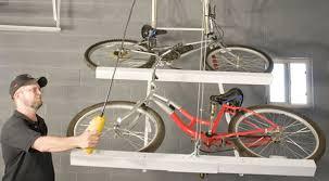 bike rack garage storage. Top 10 Best Garage Bike Storage Reviews By Types And Price In Rack