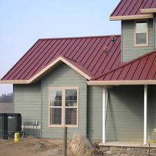 exterior color schemes with red roof. good color - homes with red metal roofs exterior schemes roof