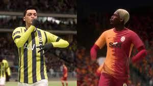 FIFA 21 Fenerbahçe - Galatasaray derbisinin skorunu verdi! Mesut Özil ve  Onyekuru... - Spor24