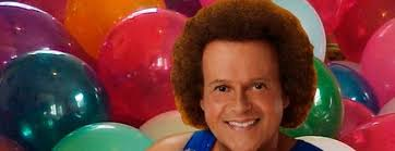 richard simmons as a child. richard simmons as a child i