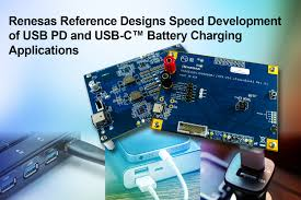 Renesas Design Renesas Reference Designs For Usb Power Delivery And Usb C