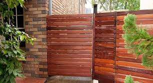 from bhg australia is another modern one learn to build this side garden diy gate