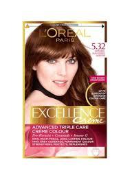 Excellence Creme Light Auburn Shop Loreal Excellence Cream Hair Colour 5 32 K Sed Auburn