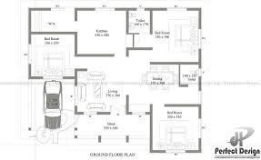 140 Sq Meter House Design 1290 Sq Ft Contemporary Home Kerala Home Design