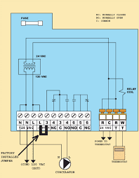 24 volt thermostat wiring diagram 24 image wiring 24 volt thermostat wiring diagram wiring diagrams on 24 volt thermostat wiring diagram