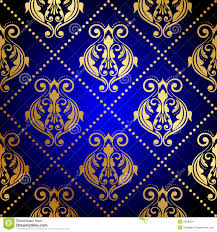Blue And Gold Design Free Download Blue And Gold Royal 1300x1390 For Your