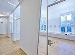 office interiors magazine. To Meet The Demand For Greater Acoustic Privacy In Office Interiors, C.R.  Laurence Has Introduced Fallbrook XL Series Office Partition System. Interiors Magazine L