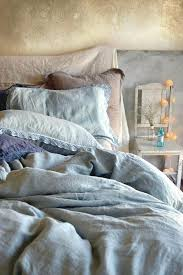 linen bedding sets bedding collection white grey