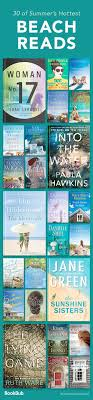 30 Of Summers Hottest Beach Reads I Love Reading Beach