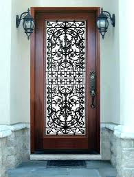 exterior door inserts decorative glass front doors decorative glass entry door inserts exterior door glass inserts