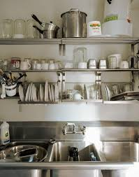 stainless steel shelves ikea hanging shelves and dish drying racks from ikea grundtal range of stainless