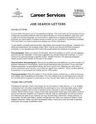 Sample Of Job Cover Letter Resume Resume Template