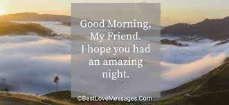 100 good morning messages for friends