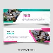 Business Banner Design Header Banner Vectors Photos And Psd Files Free Download