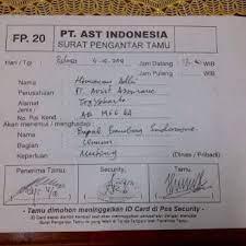 Melamar pekerjaan lewat email akan sangat lebih efektif jika anda menerapkan random email. Photos At Pt Ast Indonesia Semarang Jawa Tengah