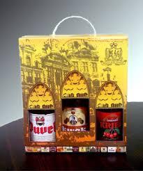 belgian beer gift box front