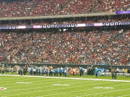 Houston Texans Seating Guide Nrg Stadium Rateyourseats Com