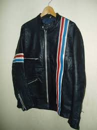 easy rider specification vintage 70s britain single rider s motorcycle jacket triumph buco old car