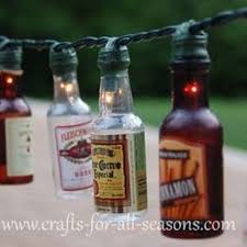 How To Decorate Empty Liquor Bottles 100 Amazing DIY Things You Can Do with an Empty Liquor Bottle Wow 11