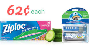 this week at cvs grab household cleaners or ziploc bags super with a printable extracare buck and rebate offer