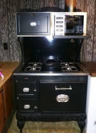 kenmore iron. kenmore country kitchen stove | antique 1940s iron gas 7