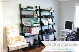 simply organized home office. Simply Organized Diy Office Organization Martha Stewart Home A