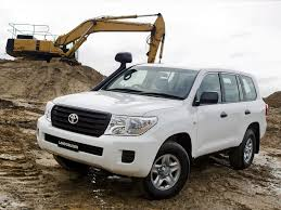 Toyota Land Cruiser 200 Turbo-diesel GX Wagon AU-spec (VDJ200) 2012 ...