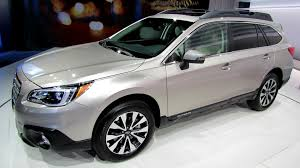 2014 subaru outback interior. 2015 subaru outback 36r awd exterior and interior walkaround debut at 2014 new york auto show youtube s