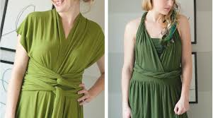 Infinity Dress Pattern New DIY Infinity Wrap Dress Tutorial