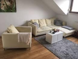 Sofa Couch Sessel Hocker Wohnlandschaft In 76189 Karlsruhe