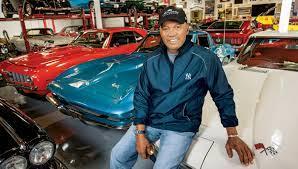Is Reggie Jackson's Ferrari Worth ...
