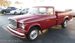1964 Studebaker pickup truck | Item DD3878 | Wednesday Decem...