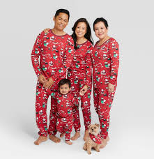 Nite Munki Holiday Santa\u0027s List Family Pajamas Collection The Best Matching Christmas for 2018