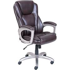 cute desk chairs dark brown faux leather computer chair with arms for office furniture idea cute desk chairs