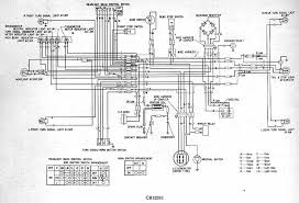 honda cb wiring diagram schematics and wiring diagrams honda cb100 k3 electrical wiring diagram circuit diagrams