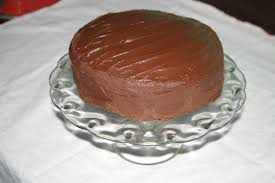 Decadant Chocolate Cake For Valentines Day