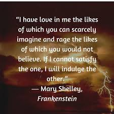 Quotes From Frankenstein Classy 48 Ferocious Quotes From Mary Shelley's Frankenstein Unbound Worlds