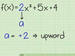 image titled find the maximum or minimum value of a quadratic function easily step 2