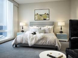 soothing color palette cottage bedroom