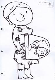 Kleurplaat Baby Geboren Av18 Belbin Idee Kleurplaat Baby Geboren