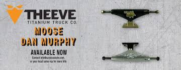 Theeve Titanium Trucks
