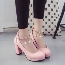 KARINLUNA Big Size <b>Fashion</b> High Heels Pumps shoes women ...