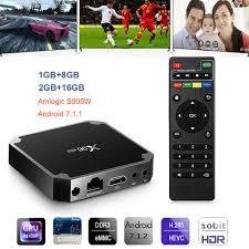 X96 mini Android TV BOX X96mini Android 7.1 Smart TVBox X96 Max 2GB 16GB  Amlogic S905W Quad Core 2.4GHz WiFi Set top box 1GB 8GB media player tv box  2gbtv box - AliExpress