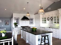 White Kitchen Idea Colour Schemes Simple Inspiration Ideas