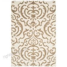 safavieh rania cream beige indoor tropical area rug common 10 x