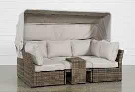 living spaces daybed. Exellent Living Outdoor Aventura II Daybed  360 With Living Spaces O